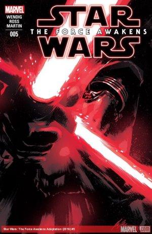 Star Wars - Le Réveil de La Force # 5 Issues (2016)