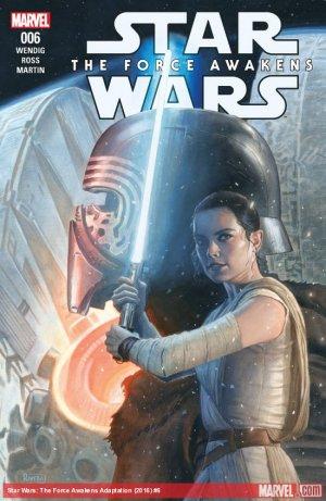 Star Wars - Le Réveil de La Force # 6 Issues (2016)