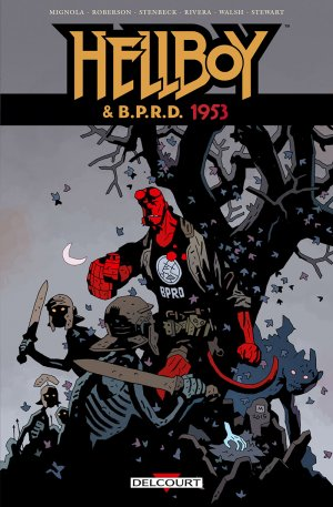 Hellboy and the B.P.R.D. T.2