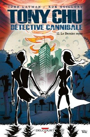 Tony Chu, détective cannibale # 12
