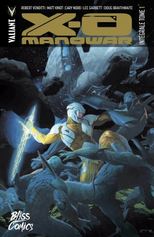 X-O Manowar édition TPB hardcover (cartonnée) - Issues V3