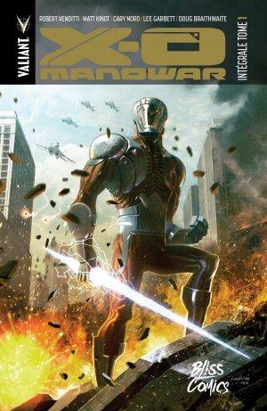 X-O Manowar T.1