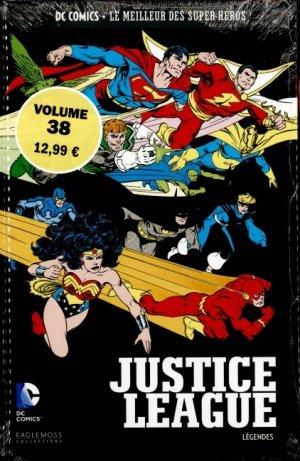 DC Comics - Le Meilleur des Super-Héros # 38