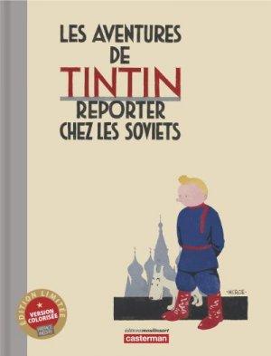 Tintin (Les aventures de) édition Limitée