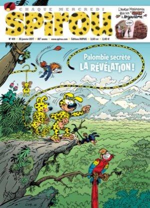 Le journal de Spirou # 4111