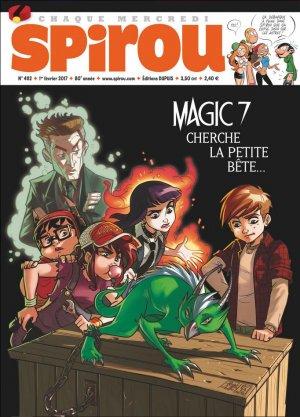 Le journal de Spirou # 4112
