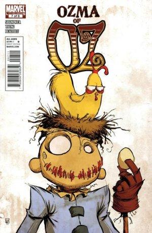 couverture, jaquette Ozma la princesse d'Oz 7 Issues (2011) (Marvel) Comics