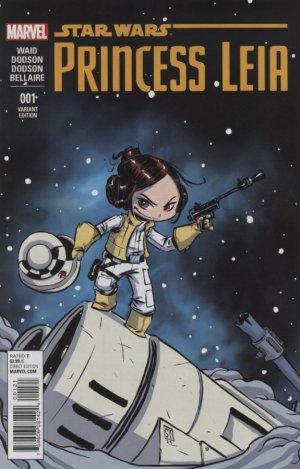 Star Wars - Princesse Leia # 1