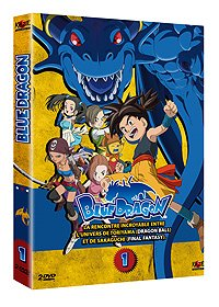 Blue Dragon édition Coffrets DVD