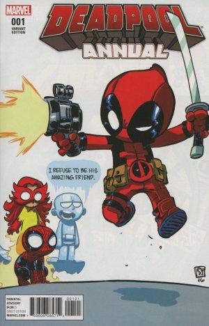 Deadpool édition Issues V5 - Annual (2016)