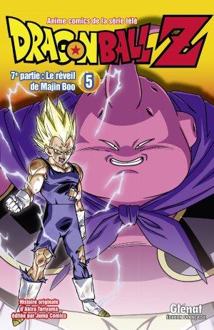 Dragon Ball Z - 7ème partie : Le réveil de Majin Boo 5 Simple
