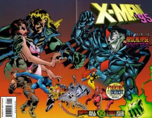 X-Men # 1995 Issues V1 Annuals (1993 - 2007)