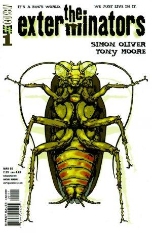 Les exterminateurs édition Issues (2006-2008)