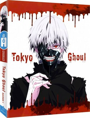 Tokyo Ghoul édition Coffret Blu-ray - Edition Premium