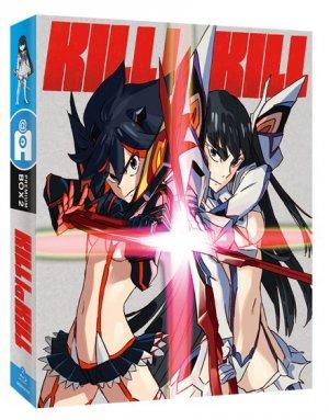 Kill La Kill édition Coffret Blu-ray - Edition Premium