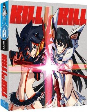 Kill La Kill édition Coffret DVD - Edition Premium