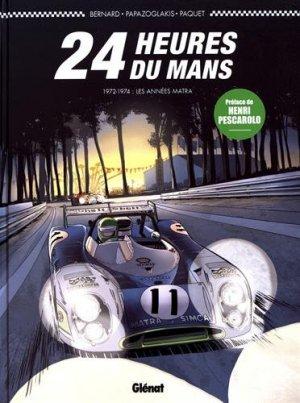 24 Heures du Mans # 5