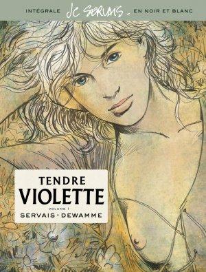Tendre Violette édition Intégrale NB 2017