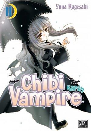 Chibi Vampire - Karin T.11
