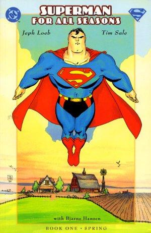 Les Saisons de Superman édition Issues