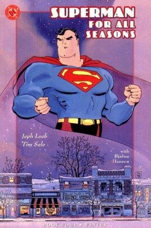Les Saisons de Superman # 4 Issues