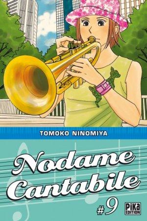 couverture, jaquette Nodame Cantabile 9  (Pika)
