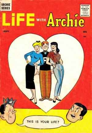 Life with Archie édition Simple V1 (1958 - 1991)