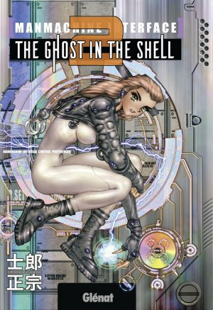 couverture, jaquette Ghost in the Shell 2 Perfect édition (Glénat Manga) Manga