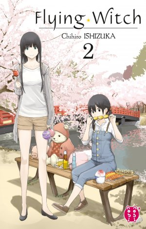 Flying Witch 2 Simple