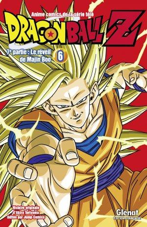 Dragon Ball Z - 7ème partie : Le réveil de Majin Boo 6 Simple