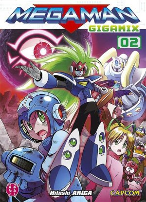 Megaman Gigamix 2 Simple