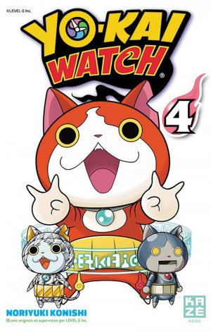Yo-kai watch # 4