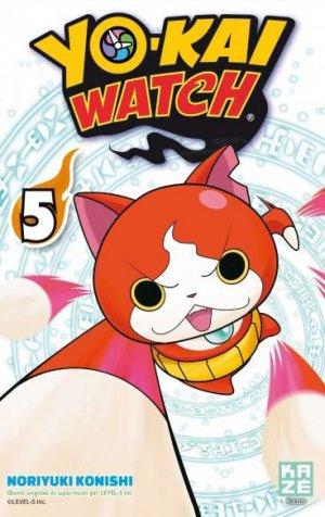 Yo-kai watch # 5