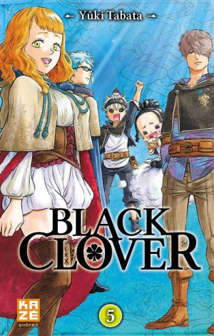 Black Clover 5 Simple