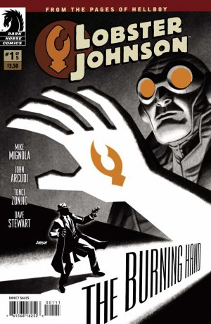 Lobster Johnson - The Burning Hand édition Issues