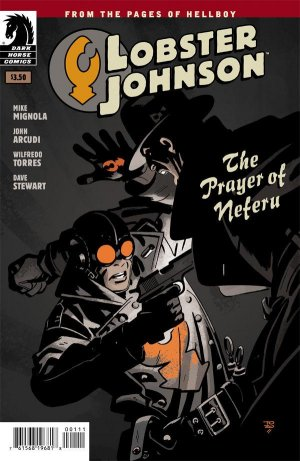 Lobster Johnson - The Prayer of Neferu édition Issues