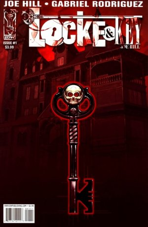 Locke and Key édition Issues (2008)
