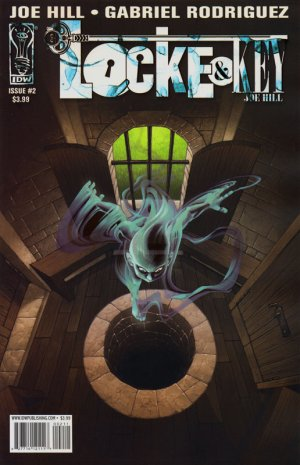 Locke and Key # 2 Issues (2008)