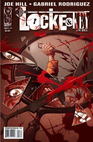 Locke and Key # 3 Issues (2008)