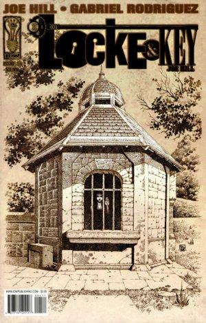 Locke and Key # 4 Issues (2008)