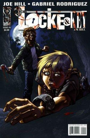 Locke and Key # 5 Issues (2008)