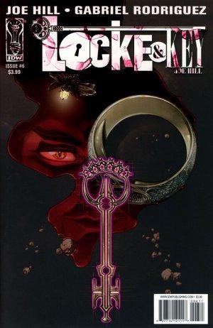 Locke and Key # 6 Issues (2008)