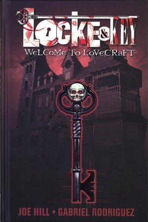 Locke and Key édition TPB hardcover (cartonnée)