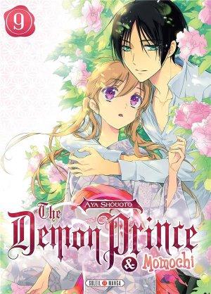The Demon Prince & Momochi 9 Simple