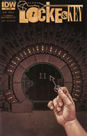 Locke & Key - Alpha édition Issues