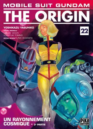 Mobile Suit Gundam - The Origin 22 SIMPLE
