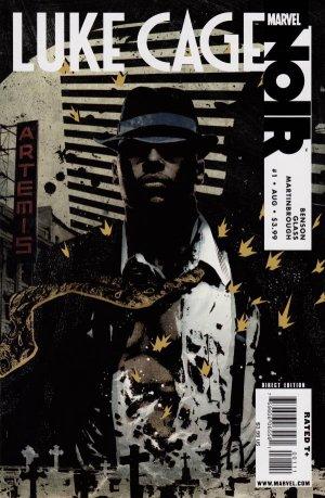 Luke Cage noir # 1 Issues (2009 - 2010)