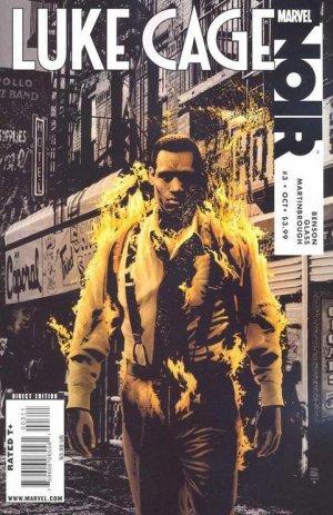 Luke Cage noir # 3 Issues (2009 - 2010)