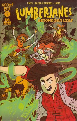 Lumberjanes - Beyond Bay Leaf édition Issues