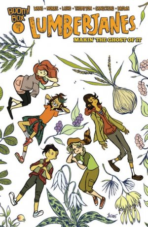 Lumberjanes - Makin' the Ghost of It édition Issues